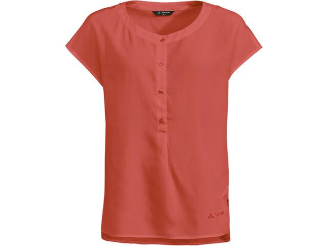 VAUDE Zaneta Shirt Women hotchili